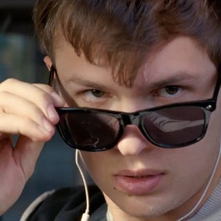 Ansel Elgort From Baby Driver