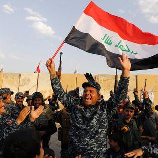 IRAK SE PREPARA PARA CELEBRAR + NOTICIAS