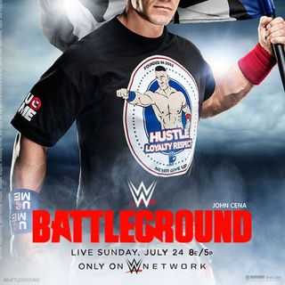 Wrestling (Unwrapped) 2 the MAX:  WWE Battleground 2016 Review