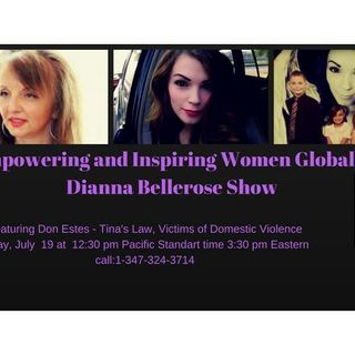 Empowering and Inspiring Women Globally- Tina's Law of Protection
