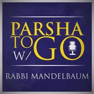 Parshat Shelach