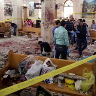 Christians Killed in Egypt Should Make You Weep