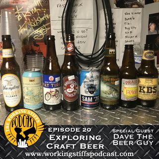 Episode 20: Exploring Craft Beer