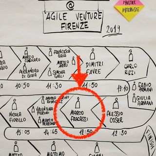 Agile Venture Firenze: Intervista a Marco Fracassi