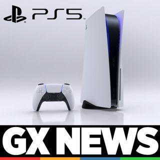GX News 010 - PS5: Todo sobre el lanzamiento