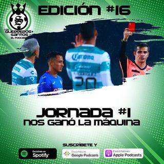 Ep16: Santos Laguna pierde ante Cruz Azul   Adios Gerardo Arteaga   J1   Guard1anes 2020