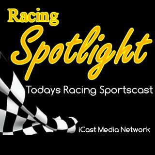 July 9, 2019/Josh White in The Racing Spotlight/Cody Dinsmore's segment follows