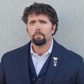 "Former Navy SEAL Jason ""Jay"" Redman"
