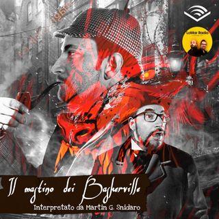 Il Mastino dei Baskerville - prima parte #audiobook