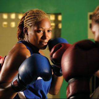 Entrevista Boxeadora Yenebier Guillén. representante de Republica Dominicana a los Juegos Olimpicos 2016