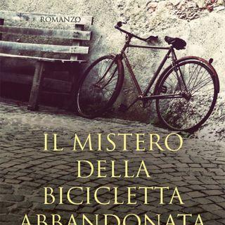 Pietruccio Montalbetti presenta il suo nuovo libro Il mistero della bicicletta abbandonata