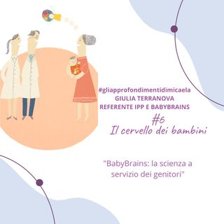#6 Il cervello dei bambini- intervista a Giulia Terranova
