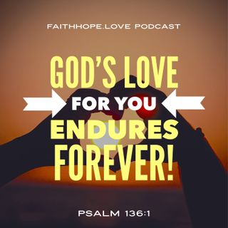 My Love for You Never Ends - Love Letter from God