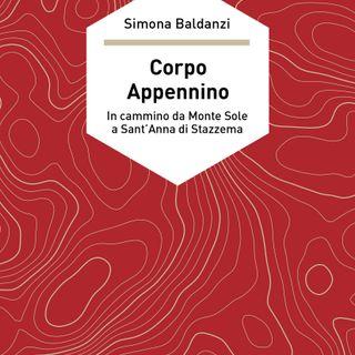 "Simona Baldanzi ""Corpo Appennino"""