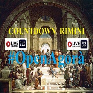 Conto alla Rovescia: #RIMINI 2016 - Speciale #OpenAgorà