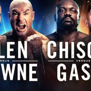 Big UK Heavyweight Fight Between David Allen-Lucas Browne Former WBA Champ! Preview Of The Card In The O2 In London