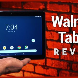 Walmart Onn Android Tablet Review