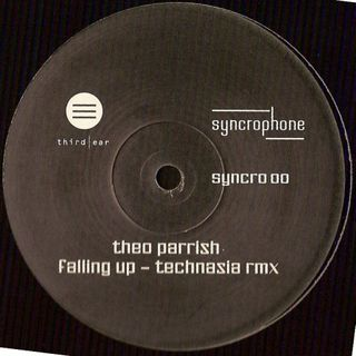 Theo Parrish - Falling Up (Mix 1)