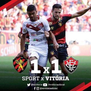 Gols - Sport 1x1 Vitória #NordestãonaManchete