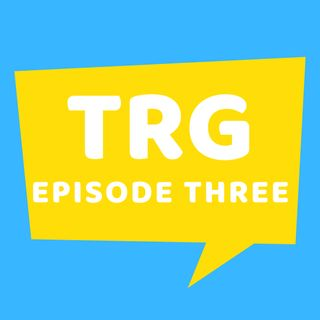 TRG 03 - We Talk to Comic Artist Dean Rankine!