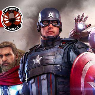 Episode 254 – Marvel's Avengers… Nothing Like It