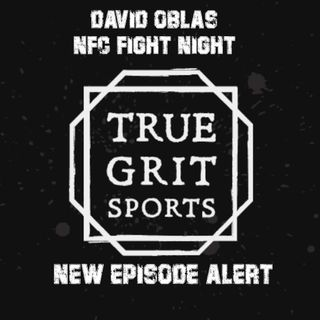 David Oblas of NFC Fight Night