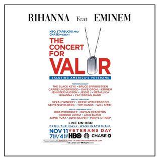 Rihanna - Live at The Concert for Valor Feat Eminem - Acoustic | Full Show | Full Concert