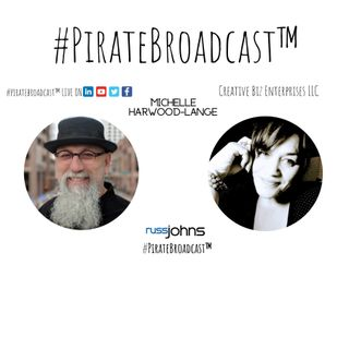 Catch Michelle Harwood Lange on the #PirateBroadcast™