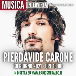 Pierdavide Carone | Intervista