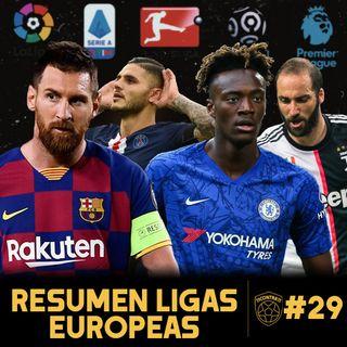 11contra11 #29 Resumen Ligas Europeas #4