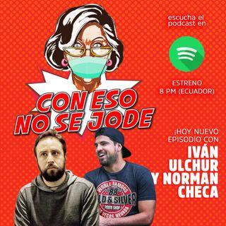 EP 04 - FRASES ECUATORIANAS Y SUS SIGNIFICADOS - CON ESO NO SE JODE
