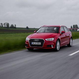 Test af Audi A3 og Flemming Haslund fra Motormagasinets drømmegarage (2016)
