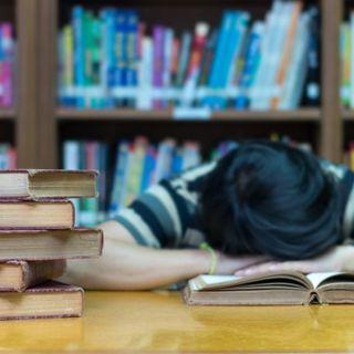 #sarnano Dormire di più fa stare più attenti a scuola, lo dice la scienza!