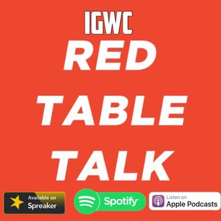 IGWC Red Table Talk ft. Jose, Almighty, SAYDL