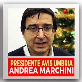 Andrea Marchini Presidente Avis Umbria 27092019