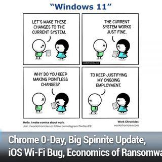 Security Now 824: Avaddon Ransonomics