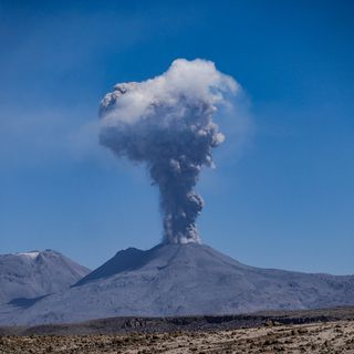 Volcano Early Warning System
