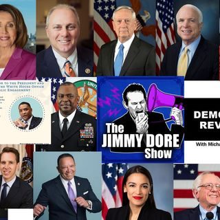 Democracy Revealed Episode 7:  Civil Rights leader Zoom meeting with Biden-Harris Administration gets leaked