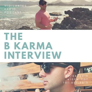 The B Karma Interview.