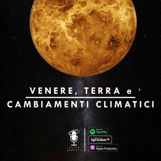 Venere, Terra e Cambiamenti Climatici