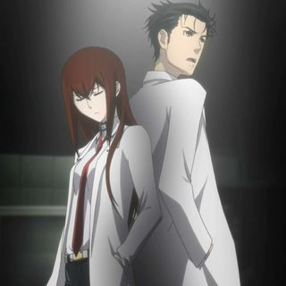Steins;Gate - Opening 1 (Samsung Cover)