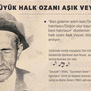 Aşık Veysel'in Hayatını , Sayın Kenan Aylangan anlatıyor !