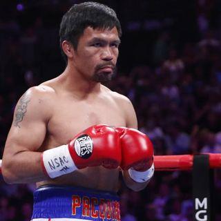 Manny Pacquiao habla del Canelo Álvarez 20 de Agosto