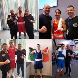 St. Saviours Crystal Boxing win at the Eindhoven Box Cup