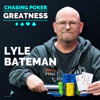 #5 Lyle Bateman: Managing Editor of PokerNews Canada