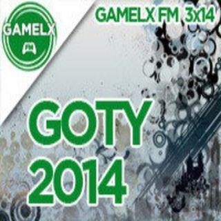 GAMELX FM 3x14 - GOTY 2014