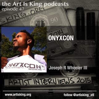 Art Is King podcast 047 - JWIII