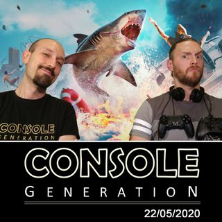 Maneater / The Persistence - CG Live 22/05/2020