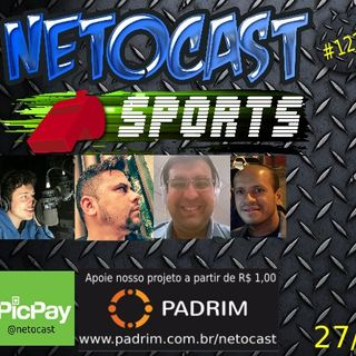 NETOCAST 1225 DE 27/11/2019 - ESPORTES - FUTEBOL - NFL - NBA - BELLATOR - UFC