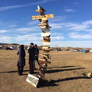 Iggy Garcia LIVE Episode 16 Part 2 - The Journey to Standing Rock North Dakota 11/07/2016.